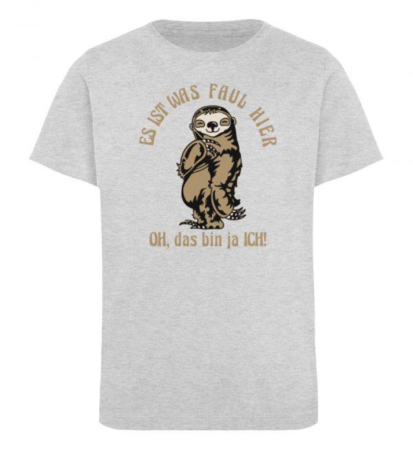 Faultier - Bio - Kinder Organic T-Shirt-6892