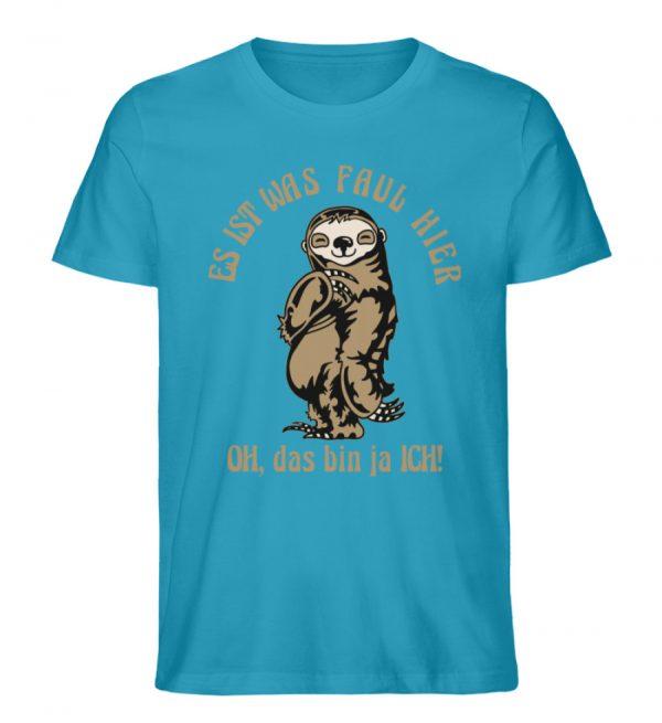 Faultier - Bio - Herren Premium Organic Shirt-6885