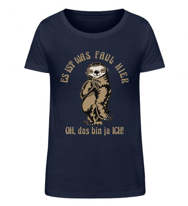 Faultier - Bio - Damen Organic Shirt-6887