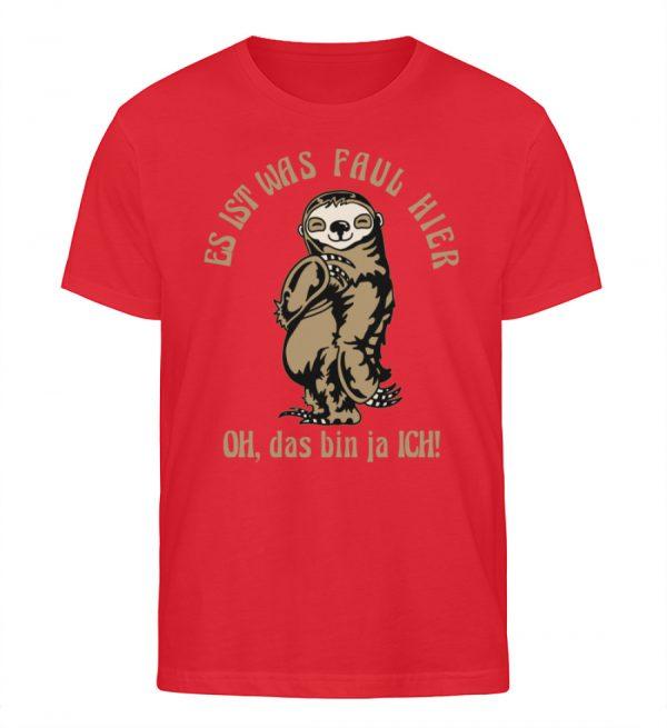 Faultier - Bio - Herren Organic Shirt-6882
